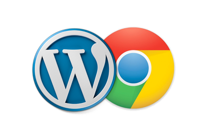 chrome-wordpress